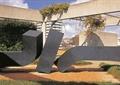 雕塑小品,草坪,廊架,住宅景观