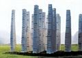 石柱,景观柱,小品