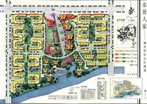 学生作业——小区规划方案