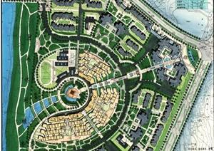 学生作业——居住小区规划设计方案