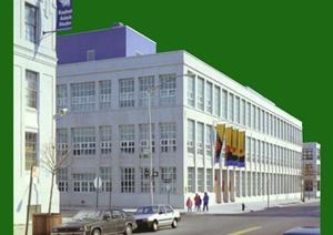 建筑背景贴图素材