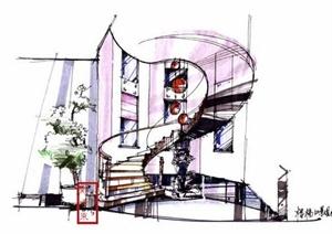 室内设计手绘JPG资料