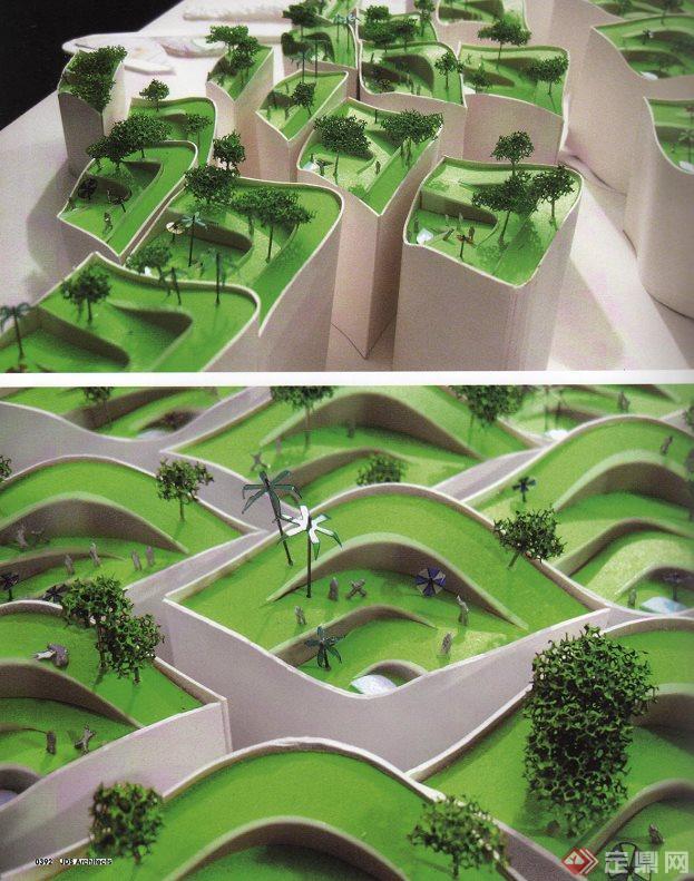 现代建筑模型设计jpg格式(含建筑知识ppt格式概念到演示等11个文件)(3)
