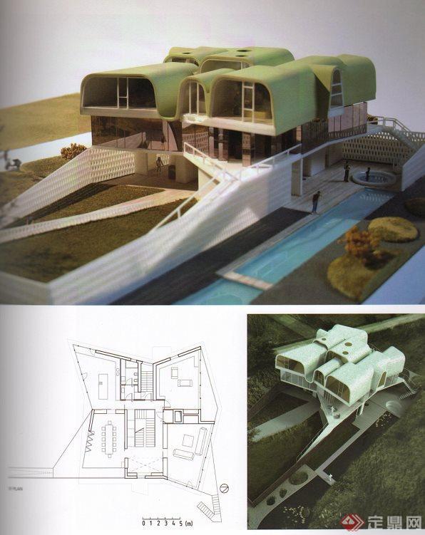 现代建筑模型设计jpg格式(含建筑知识ppt格式概念到演示等11个文件)(2)
