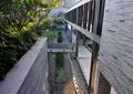 水池景观,景墙,酒店景观