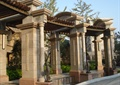 廊架,景观架,雕塑,景观廊