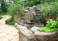 假山,自然石,景石石头,地面铺装