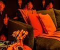 沙發,墻紙,家具陳列
