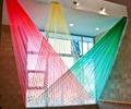 彩色裝飾,射燈,地面鋪裝,窗子