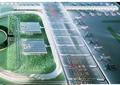 机场,飞机坪