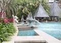 雕塑喷泉,喷泉水景,景观水池,凉亭,亭子