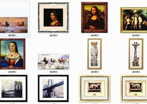 31张室内装饰画贴图资料JPG格式