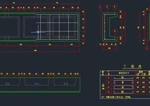 建筑节点楼板地面设计CAD施工图