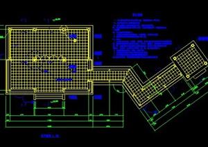某古典中式大殿设计cad施工图