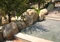 景石,景石石头,地面铺装,石头