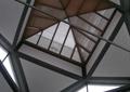 天花吊頂,屋頂結構