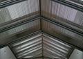 天花吊頂,鋼架結構屋頂