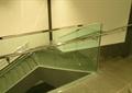 玻璃栏杆,扶手,楼梯,地面铺装