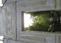 石门廊,牌坊,大门,地面铺装