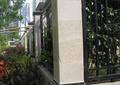 铁艺围墙,景观植物,住宅景观
