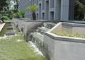 水池景观,台阶水景,跌水景观,住宅景观