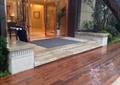 台阶,门槛,木地板