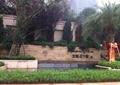 種植池,花卉植物,地面鋪裝,進水管,樹池景觀,住宅景觀