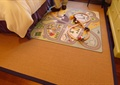 儿童玩具,地毯,边柜,卧室