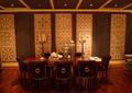 餐厅,桌椅,桌椅组合,地面铺装,灯具,吊顶