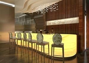 餐饮空间全套毕业设计