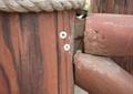 圍欄欄桿,圍欄柱