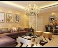 沙发,茶几,地毯,摆件,边柜,装饰画,客厅