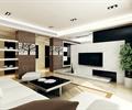 裝飾畫,裝飾柜,電視背景墻,客廳