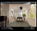 餐桌椅,地面铺装,背景墙,摆件,餐厅