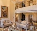 沙发,茶几,地毯,装饰画,摆件,客厅