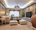 沙发背景墙,天花吊顶,电视背景墙,沙发茶几,电视柜