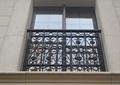 栏杆围栏,铁艺栏杆,窗户