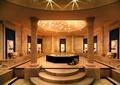 浴室,浴池,台阶,圆柱