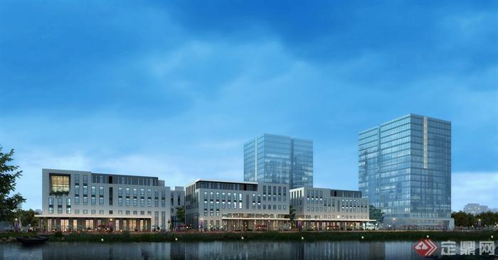 商业建筑,多层商业,商业街
