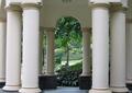 景观亭,罗马柱,装饰柱