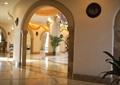 售楼部过道,拱门,装饰品