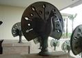 雕塑小品,景观小品,孔雀雕塑,喷水雕塑