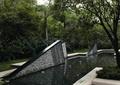 景墙水景,景墙水体,水池景观