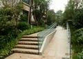 台阶踏步,无障碍坡道,残疾人坡道及扶手