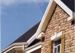 屋檐设计案例合集实景图+结构图