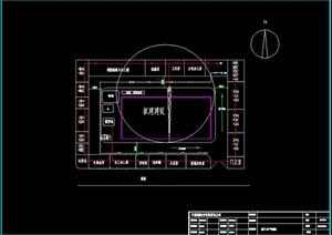 某住宅楼建筑全CAD套施工图