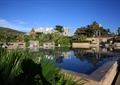 別墅庭院景觀,泳池