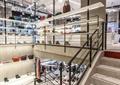服裝店,貨架,展示柜,樓梯