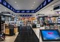 商场入口,服务机,化妆品专柜,展示柜