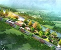 上海市松江区东胜港路南段滨水绿地设计